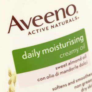 AVEENO Moisturising Creamy Oil – 300ml (Made in Greece Europe Edition)