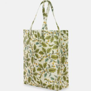 CATH KIDSTON The Shopper in Oak Leaf – Warm Cream