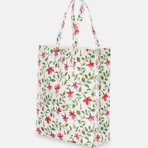 CATH KIDSTON The Shopper in Fuchsia – Off White